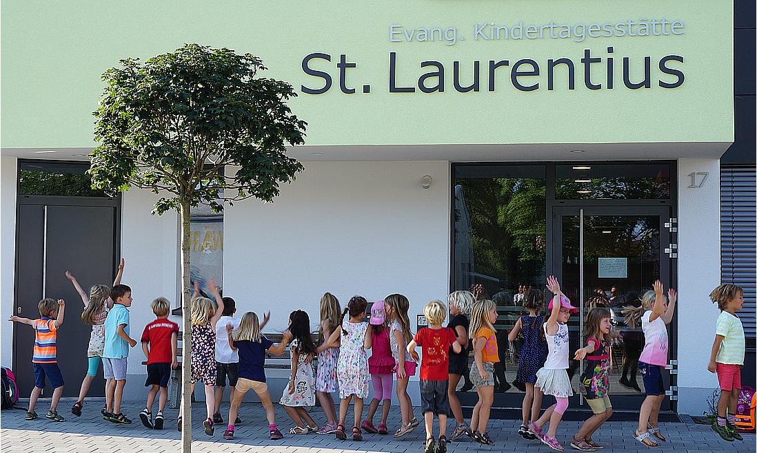 Evangelische Kindertagesstätte St. Laurentius
